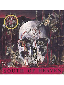 SLAYER South of heaven CD