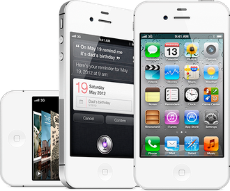 Купить iPhone 4S 32Gb White