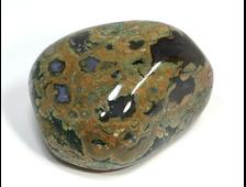 Риолит , полировка, Перу (73*53*45 мм, 247 г) №21176