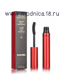 Тушь для ресниц Chanel Inimitable Waterproof 10 noir