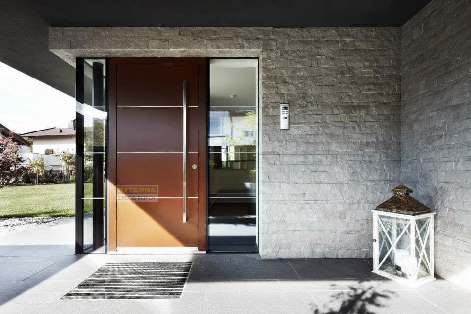 заказать производство дверей для дома изготовление уличных теплых дверей-Днепр, Киев, Львов