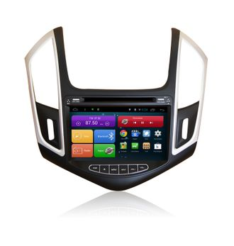 Автомагнитола MegaZvuk Т8-8055 Chevrolet Cruze Restyle (2012-2015) на Android 8.1 Octa-Core (8 ядeр) 8""