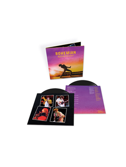 Queen - Bohemian Rhapsody - The Original Soundtrack 2-LP