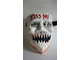 Маска Судный День KIss Me The Purge mask (Halloween Scary Horror mask)
