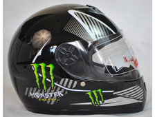шлем интеграл monster energy