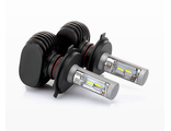Светодиодные лампы AutoDRL LED Headlight S1 H4 P43t H/L 4000lm 5000k