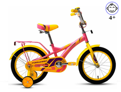 "FORWARD CROCKY 16"" (Розовый) Kiddy-Bikes"