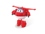 Super Wings Трансформер Джетт, 12 см, YW710210