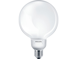 Philips Softone Globe 120 23w/827 E27