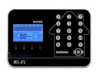 GSM/WIFI сигнализация SH-061GW/black (Photo-05)_gsmohrana.com.ua