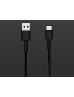Кабель Xiaomi USB-C type-c data cable wire version 100cm