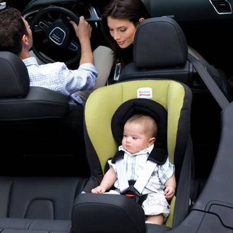 Britax Roemer First class plus Blue Marble