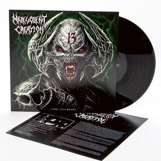 Malevolent Creation - The 13th Beast LP