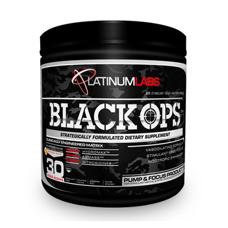 Platinum Labs Black OPS