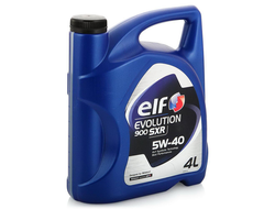 Моторное масло ELF Evolution 900 Sxr 5W40  4л