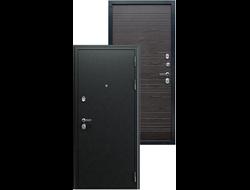 Стальная дверь «Next 1» НЕКСТ 1 Венге поперечный
