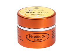 Гель-пластилин Planet Nails - Plastilin Gel желтый 5г