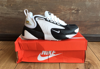 Кроссовки Nike Zoom 2K Black/White