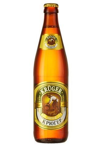 Пиво Крюгер Мягкий 0,5 л, 1 бут.