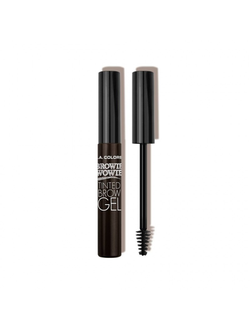 Гель для бровей La Colors BROWIE Wowie Tinted Brow GEL 413 Dark Brown