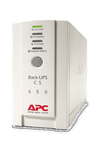 ИБП APC Battery Backup 650VA