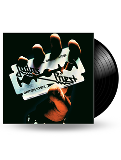 Judas Priest British Steel LP