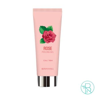 Пилинг-скатка Bonnyhill Rose Peeling Gel