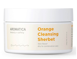 Очищающий щербет Aromatica Orange Cleansing Sherbet