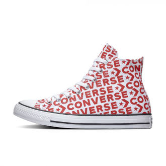 Кеды Converse All Star Chuck Taylor Wordmark высокие