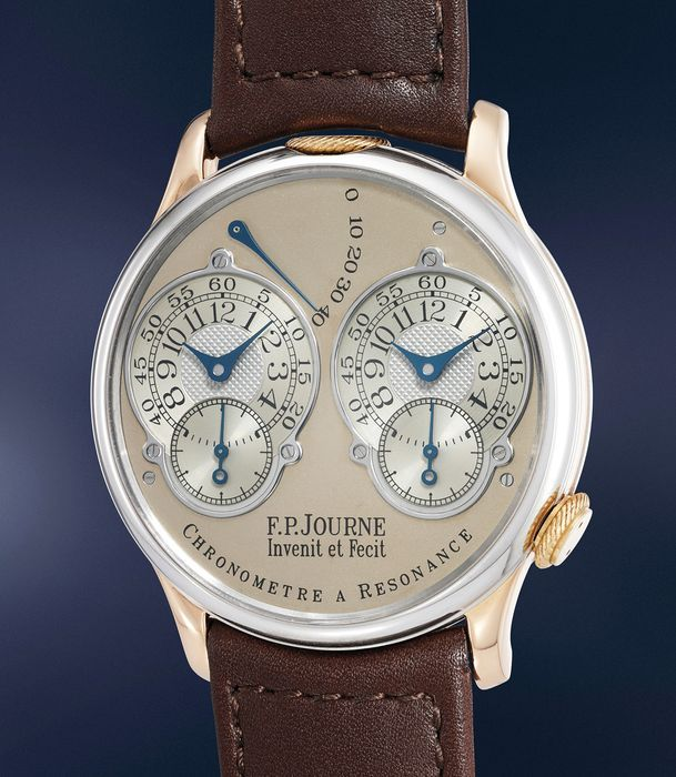 "F.P. Journe Chronomètre à Resonance ""Souscription"" - Часовой Центр ""CHRONOS"""
