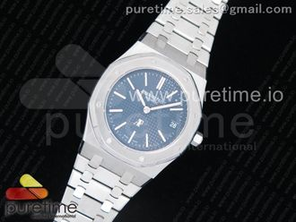 Royal Oak 39mm 15202 Blue Dial