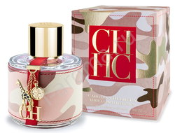 Carolina Herrera CH Africa Limited Edition женские