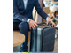 Чемодан Xiaomi Business style luggage case Travel 20 дюймов чёрный
