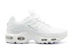 Nike Air Max TN White (36-40) Арт. 205MF-A