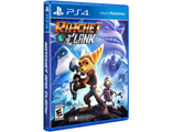 Ratchet and Clank (диск PS4) RUS