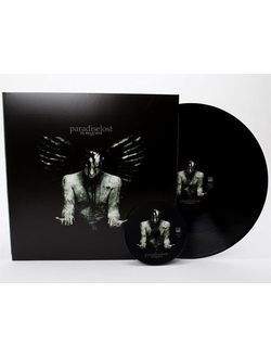 PARADISE LOST In requiem LP+CD