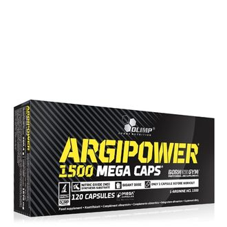 ARGI POWER Mega Caps 1500mg (Olimp) 120 капс