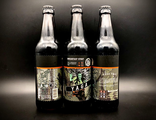 BABA YAGA Breakfast stout Баба Яга Утренний Стаут 6% IBU 0 0,5л  Brewlok Brewery  Пивоварня Брюлок