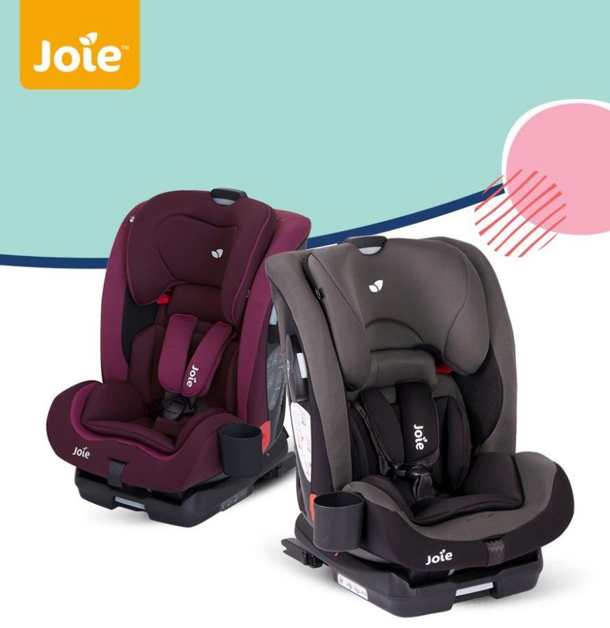 Joie Bold детское автокресло - Высокий уровень комфорта и безопасности