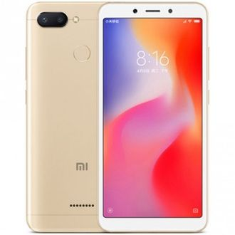 Смартфон Xiaomi Redmi 6 3/32Gb Grey (золотой)