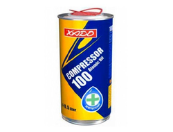 Масло для компрессора Хадо Compressor Oil iso 100