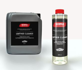 SHIMA DETAILER LEATHER CLEANER