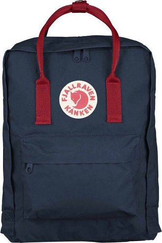 Рюкзак Fjallraven Royal Blue/Deep Red (Classic)