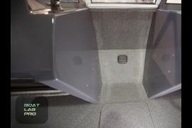 Установка системы вентиляции рундуков