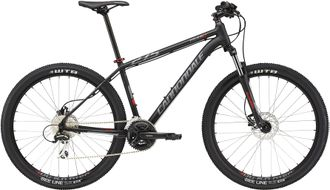 Cannondale Trail 6 Black