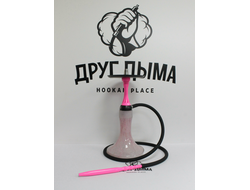 Кальян Alpha Hookah Model X Rose Розовый