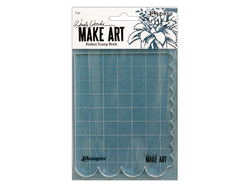 Wendy Vecchi MAKE ART Perfect Stamp Block Акриловый блок