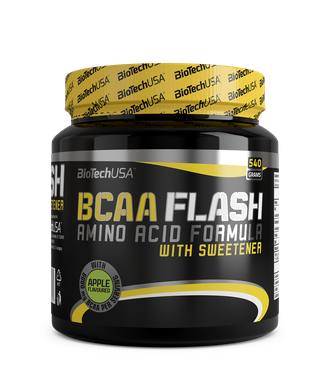 BCAA Flash BioTech 540 грамм