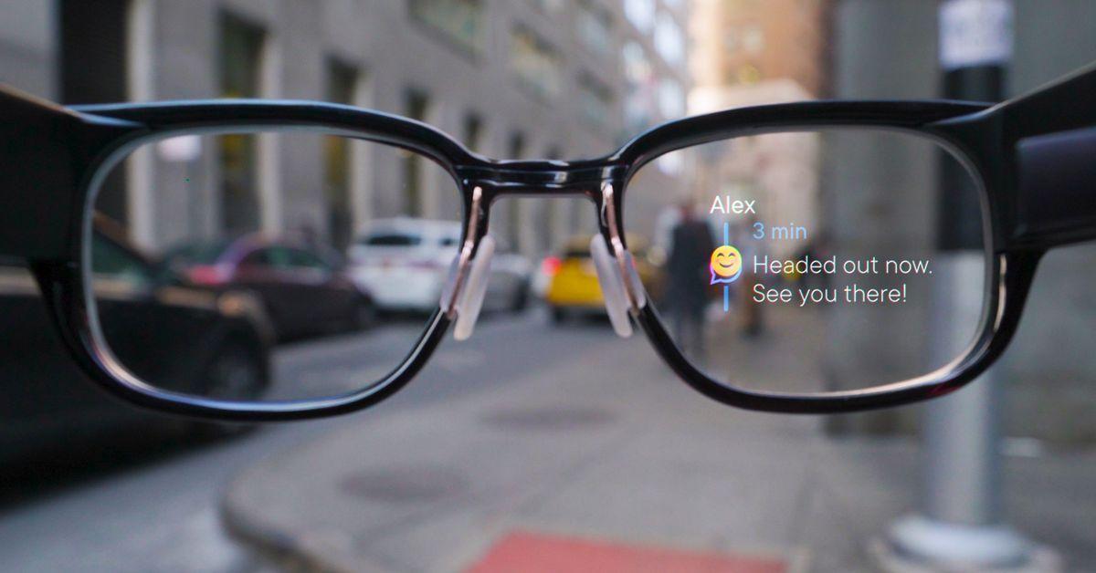 Обзор: Лучшие умные очки 2020