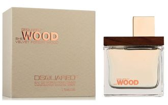 Женский Dsquared2 She Wood Velvet Forest арт-308